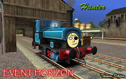 Hunter the Shunter